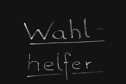 Wahlhelfer © Adobe Stock