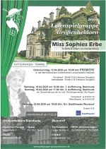 Miss Sophies Erbe